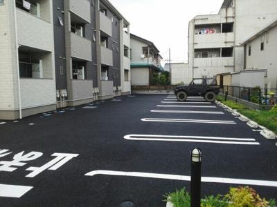 【駐車場】ハイム エスペランサ