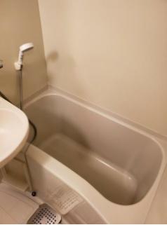 【浴室】ジェイパーク中目黒Ⅲピアットフォルテ