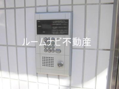 【セキュリティ】プルーム南池袋