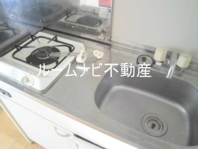 【キッチン】プルーム南池袋