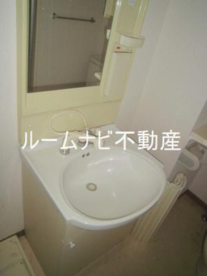 【洗面所】プルーム南池袋