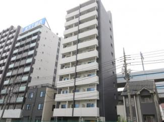 【外観】エクレーデ蒲田イースト