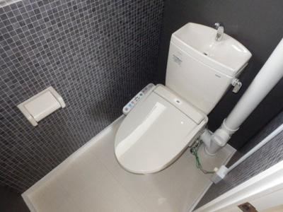 【トイレ】上島マンション