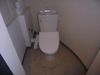 【トイレ】サンオフィス名古屋