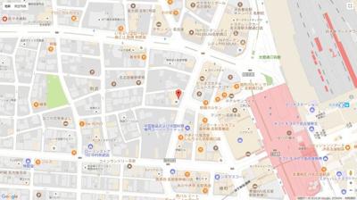 【地図】サンオフィス名古屋