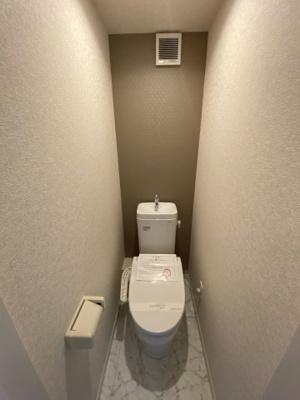 【トイレ】ユナイト山手エドアルド・ブフナー