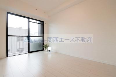 【洋室】ライオンズマンション天王寺
