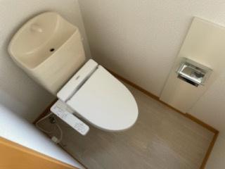 【トイレ】プチメゾンYAMADA C棟