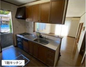2階キッチンです