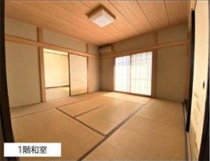 1階和室です
