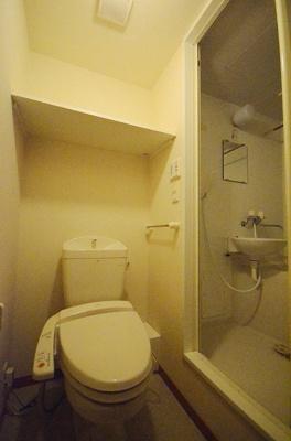 【トイレ】レオパレスもみじⅡ