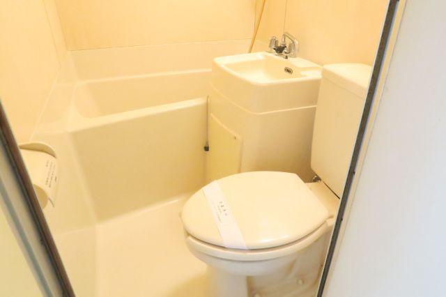 【浴室】コンフォートマンション