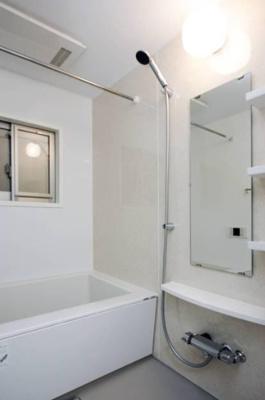 【浴室】ヴィラ・セッコ