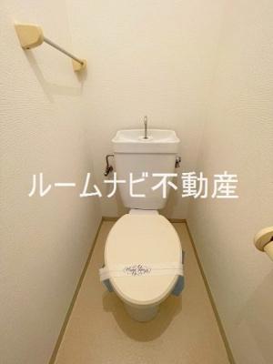 【トイレ】ハイム・スバル