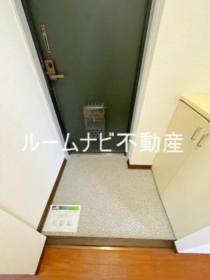 【玄関】ハイム・スバル