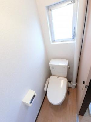 【トイレ】幸町団地10街区6棟