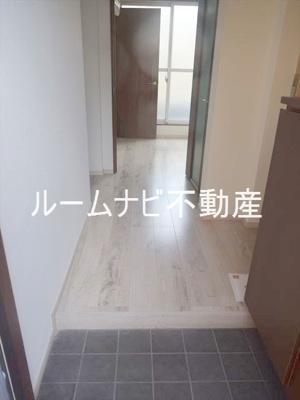 【玄関】コートヒル