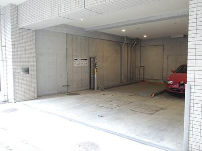 【駐車場】メゾン・ド・ヴィレ日本橋中洲