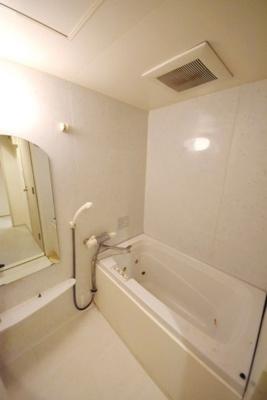 【浴室】メゾン・ド・ヴィレ日本橋中洲