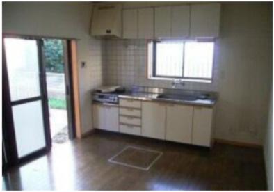 【キッチン】メゾンTS-B棟
