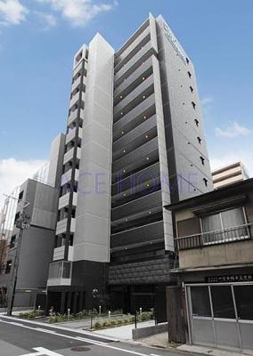 【外観】プレサンス松屋町ファステ