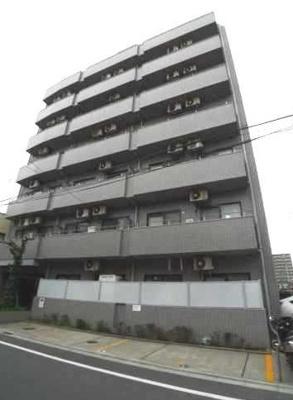 【外観】三の輪シティハウス