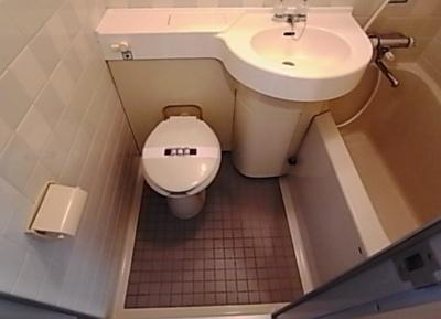 【トイレ】三の輪シティハウス