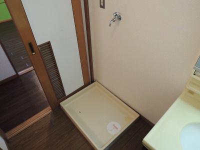 【洗面所】バードハイツユー