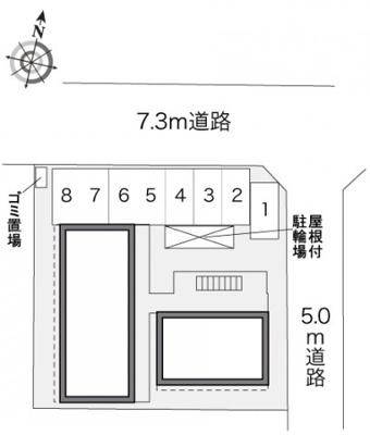 【その他】レオパレスブルーメハイム高田Ⅱ