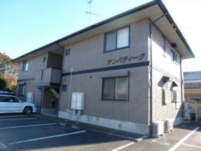【外観】太田駅 飯塚町 2LDK