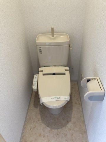 【トイレ】白楽プラザ