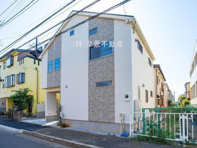 【外観】さいたま市桜区白鍬137-1(1号棟)新築一戸建てブルーミングガーデン