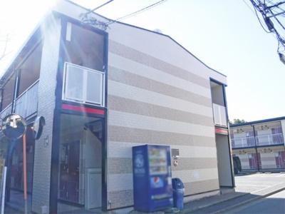 【外観】レオパレスサンハイムⅢ