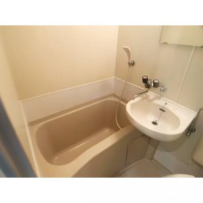【浴室】リーブル柏