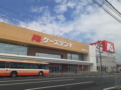 ケーズデンキ 西神戸店まで550m