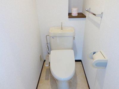 【トイレ】アルファビア池内