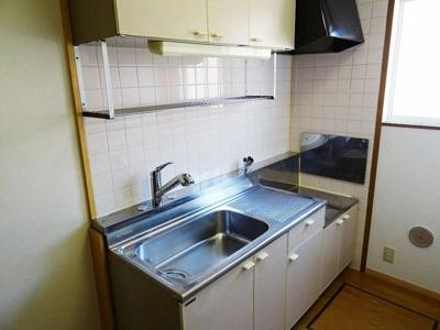 【キッチン】ヒューマンビレッジB