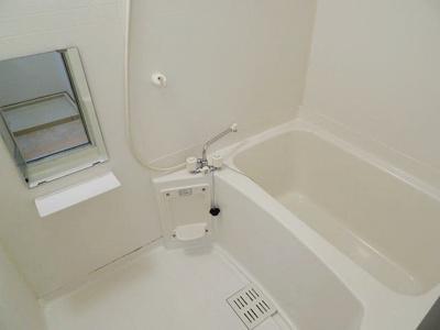 【浴室】ヒューマンビレッジB
