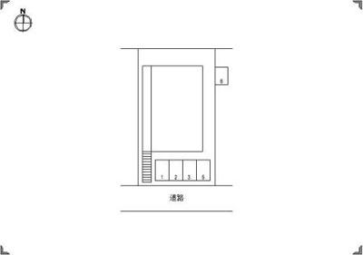 【区画図】セジュール・パレ