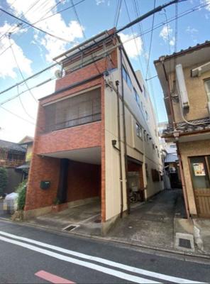 【外観】下京区本上神明町 建築条件無し 売土地