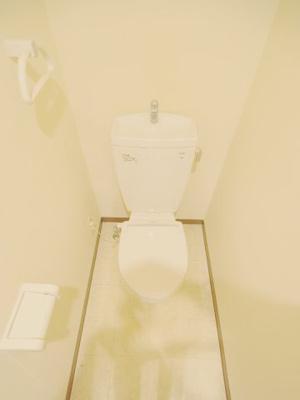 【トイレ】ラゾプレイス西原