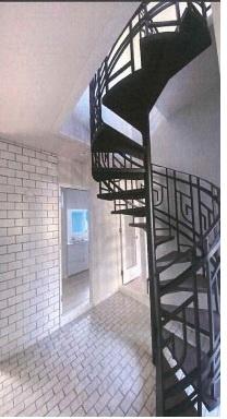 憧れの螺旋階段付き戸建。 そのほか、水回りは細かな建具などを新規交換し快適でおしゃれな空間に生まれ変わりました。