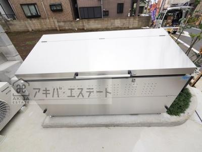 敷地内ゴミ置き場☆