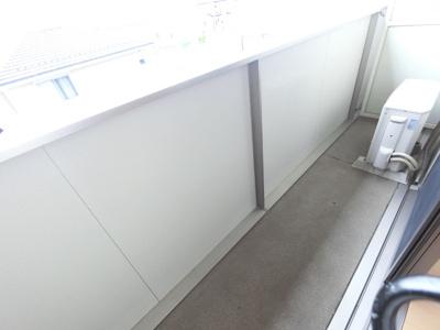 【バルコニー】太田駅 東矢島町 203