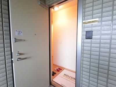 【玄関】太田駅 東矢島町 203