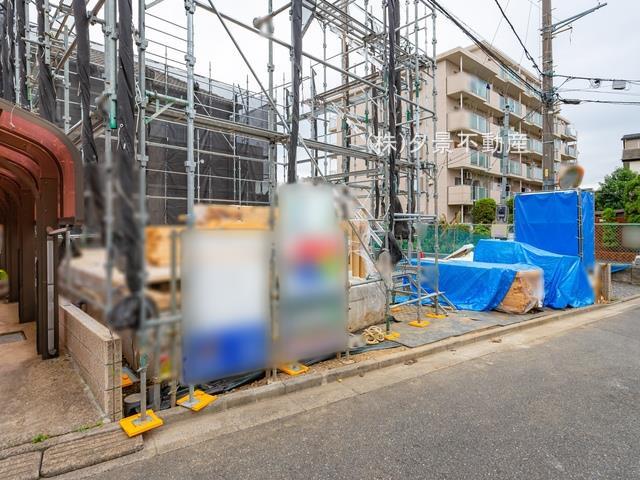 【外観】さいたま市桜区上大久保827-9(1号棟)新築一戸建てブルーミングガーデン
