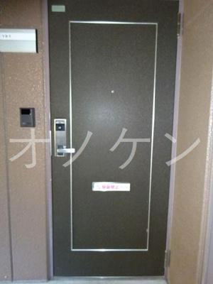 【玄関】ロイヤルコート テラ