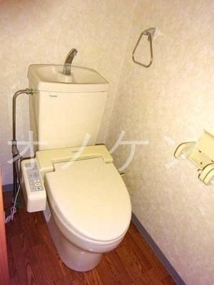 【トイレ】ロイヤルコート テラ