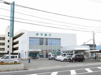 伊予銀行日高支店様まで200m