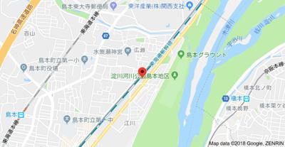 【地図】フォレスト山崎